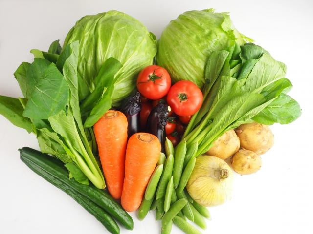 野菜・果物をとりましょう!食物繊維は膵臓がんのリスクを大幅に低下させる