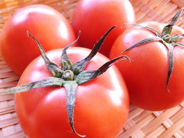 トマトを食べましょう!リコピンが卵巣がんの増殖と転移を抑制